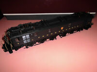 Pennsylvania Railroad 0 - USA Elok FF 2 box motor - 1-C-C-1 - OVP -brass painted