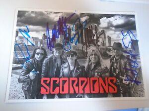 original Scorpions
