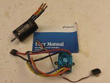 Hobbywing Xerun Combo System 4068 2250KV Sensorless Brushless Motor 80A ESC