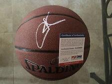 Carmelo Anthony Signed NBA Basketball New York Knicks Star PSA/DNA