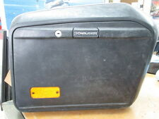 Vintage Krauser SaddleBag Luggage Case Pannier RH Right BMW R80 R100