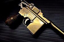 Marushin full metal cap firing replica Mauser M712 machine pistol MGC TRC RMI