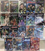DV8 Comics Huge 19 Comic Book Lot Collection Books Set Run Box 1