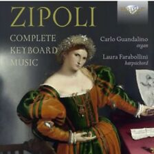 Zipoli: Complete Keyboard Music, Laura Farabollini, 5028421952123