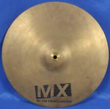"""Cb Percussion Mx 16"""" Ride Cymbal Cymbals Drum Drums Percussion"""