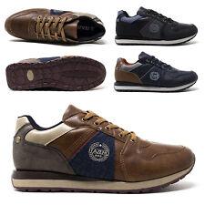 Scarpe da Uomo Sportive Sneakers Eleganti Invernali in eco Pelle 41 42 43 44 45