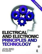 Electrical and Electronic Principles and Technology, 5th ed by Bird, John | Hard