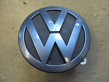 VW Emblem Heckklappenschloss VW Phaeton Taster Heckklappe LR7T 3D5827601A grau