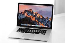"ELITE 15"" RETINA Apple MacBook Pro 2.3 - 3.5GHz i7 1TB SSD 16GB RAM DUAL GFX"