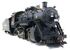 HO Scale Model Railroad Trains Union Pacific 2-8-0 DCC Sound Steam Locomotive