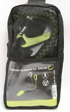 Edelrid Cable Kit Ultralite 5.0 Carabiner 40-120kg with Kurzhängschlaufe New
