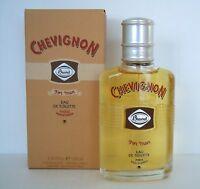 Chevignon  Brand for Men  Eau De Toilette 100ml  Spray  NEU