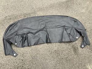 MAZDA MX5 MK2/2.5 TONNEAU COVER BLACK