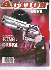 ACTION  GUNS N°98 KING COBRA / G21 / COUTEAUX DE CHASSE US / GTI DE BROWNING
