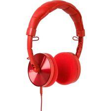 Nixon Nomadic Foldable Headphones - Red