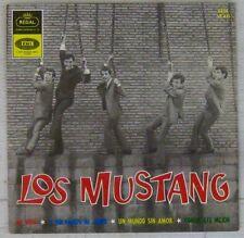 Interprètes Beatles 45 tours Los Mustang A world without love 1964