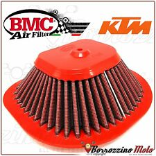 FM407/08 BMC AIR FILTER PERFORMANCE WASHABLE KTM XC 4T 520 525 2000-2004