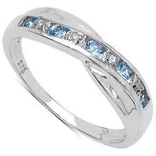 Anniversary White Gold Fine Rings