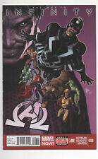 NEW AVENGERS #8 (2013)  1st BLACK ORDER Appearance  INFINITY WAR Movie NM-