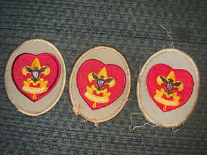 Current Issue Life Scout Rank Oval Boy Scout Patch