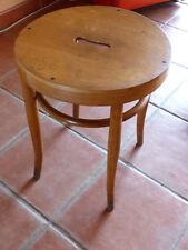 Sellette Thonnet 1940 brocante meuble industriel métal décoration vintage