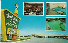 "Independence MO ""The Holiday Inn Hotel"" Postcard  Missouri *FREE US SHIP"