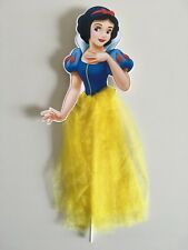 Snow white Princess Cake Ice cream Topper Kids Girls Birthday Party decoration