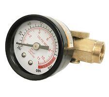 """Air Pressure Regulator w/ Gauge 150PSI Air Tool Regulator 1/4"""" NPT Air Tool"""
