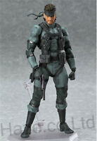 "Anime Metal Gear Solid Snake 6"" PVC Action Figure Model Toy In Box Xmas Gift"
