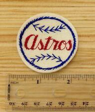Vintage Houston Astros Baseball Iron On Patch