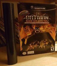 Batman: Rise of Sin Tzu Lithograph Commemorative Edition (Nintendo GameCube, 200