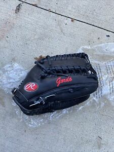 PRO601KB RightHandThrow Rawlings Trap-eze Baseball Glove 13 Inch Outfield