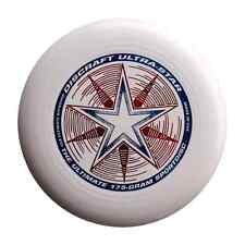 Outdoor Toys & Structures Frisbees Ultra-Star 175G Ultimate Disc - White .