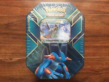 Pokemon 2015 Swampert Collectible Tin Ex Card + 4 Booster Packs Item # 10989 F/S