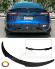 For 17-Up Tesla Model 3 | M4 Performance Style GLOSSY BLACK Rear Trunk Spoiler