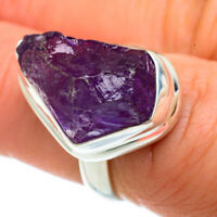 Amethyst 925 Sterling Silver Ring Size 6.25 Ana Co Jewelry R41637F