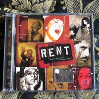 RENT musical di Broadway Italian Cast recording CD (Feat. SKIN di Skunk Anansie)