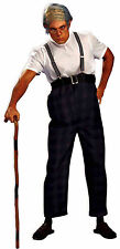 Mens Uncle Bert Funny Costume Old Man Costume Adult Size Standard