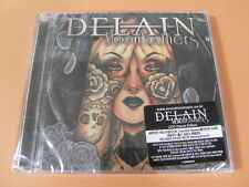 DELAIN - Moonbathers (Deluxe Edition) [2 CD]  (Sealed) w/ Within Temptation
