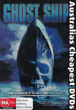 Ghost Ship DVD NEW, FREE POSTAGE WITHIN AUSTRALIA REGION 4