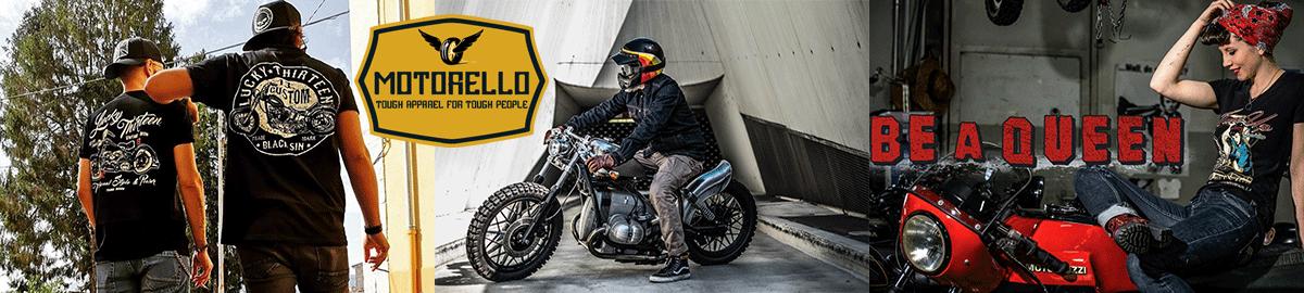 MOTORELLO - Motorcycle and Tattoo