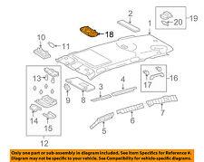 TOYOTA OEM 06-12 RAV4-Dome Light-Overhead Lamp 8124002090B1