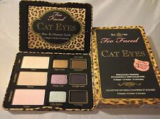 Too Faced Cat Eyes Palette Eye Shadow / Liner Collection - NEW BOXED