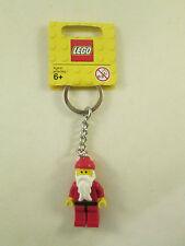 Lego Keychain / Keyring Christmas - Santa - Key Chain / Ring