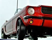 1 1965 Mustang Ford Built 1 GT 12 T Race Sport Car Vintage 40 Model 18 24 8 1966
