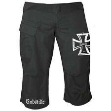 ENDSTILLE - Logo Cross 2013 - Jam Shorts Hose - Größe Size M - Neu