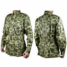 WWII US Airborne paratroopers M42 Jacket Coat Duck Hunter Camo uniform Size 42R