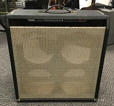 Vintage 1960 Fender Concert Amp Cabinet, Re-covered