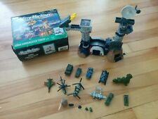 Vintage Micro Machines Gi Joe Cobra Communication Towers Play Set