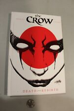 Crow Death and Rebirth TP GN NM 1st print Unread HC 2013 Shirley OBarr HTF Movie